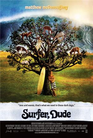 Surfer, Dude (2008) Poster