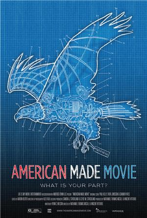 American Made Movie (2013) 1080p Poster
