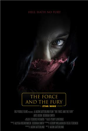 Star Wars: The Force and the Fury (2017) Poster