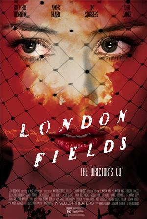 London Fields (2018) 1080p Poster
