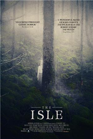 The Isle (2018) 1080p Poster