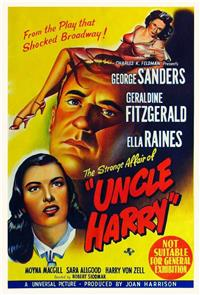 The Strange Affair of Uncle Harry (1945) 1080p poster