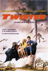 Twister (1989) Poster