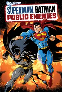 Superman/Batman: Public Enemies (2009) Poster