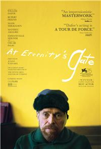 At Eternity's Gate (2018) 1080p Poster