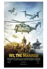 We, The Marines (2017) 1080p Poster