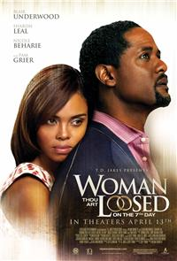 Woman Thou Art Loosed: On the 7th Day (2012) 1080p Poster