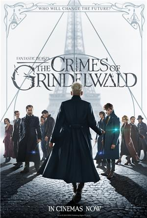 Fantastic Beasts: The Crimes of Grindelwald (2018) 1080p Poster