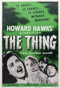 The Thing from Another World (1951) Poster