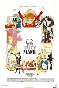 Mame (1974) Poster