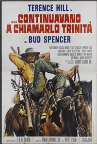 Trinity Is Still My Name (1971) poster