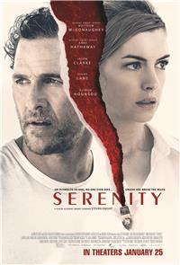 Serenity (2019) 1080p Poster