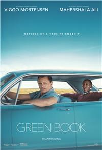 Green Book (2018) Poster