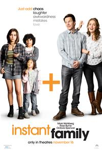 Instant Family (2018) 1080p Poster