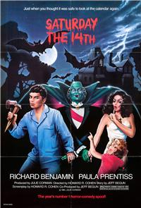 Saturday the 14th (1981) Poster