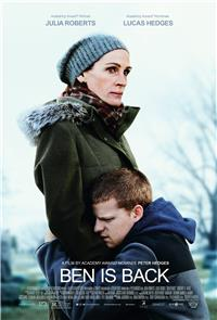 Ben Is Back (2018) 1080p Poster