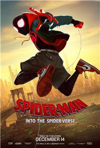 Spider-Man: Into the Spider-Verse (2018) 1080p Poster