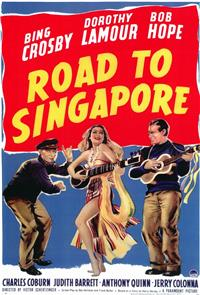 Road to Singapore (1940) 1080p Poster