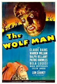 The Wolf Man (1941) 1080p Poster