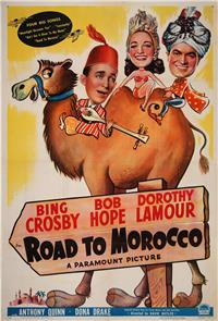 Road to Morocco (1942) 1080p Poster