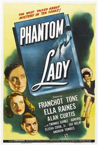 Phantom Lady (1944) 1080p Poster