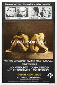 Carnal Knowledge (1971) 1080p Poster
