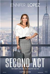 Second Act (2018) 1080p Poster