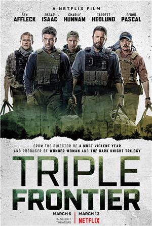 Triple Frontier (2019) Poster