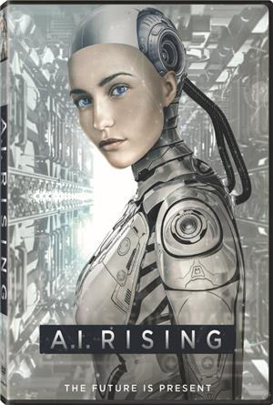 A.I. Rising (2018) 1080p Poster