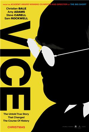 Vice (2018) 1080p Poster