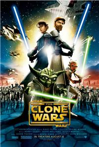 Star Wars: The Clone Wars (2008) 1080p Poster