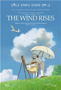 The Wind Rises (2013) 1080p Poster