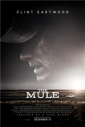The Mule (2018) Poster