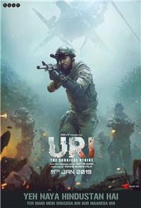 Uri: The Surgical Strike (2019) Poster
