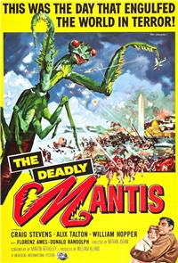 The Deadly Mantis (1957) 1080p Poster