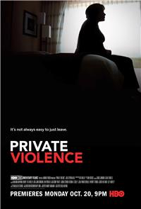 Private Violence (2014) Poster