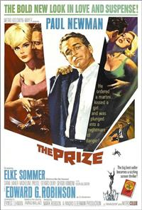 The Prize (1963) Poster