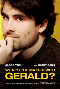 What's the Matter with Gerald? (2016) 1080p Poster