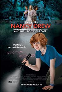 Nancy Drew and the Hidden Staircase (2019) 1080p Poster
