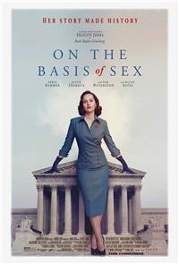 On the Basis of Sex (2018) Poster