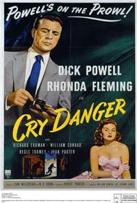 Cry Danger (1951) Poster
