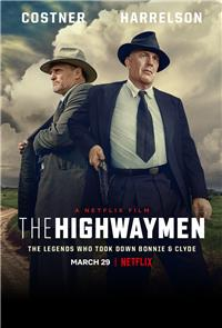 The Highwaymen (2019) Poster