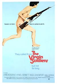 The Virgin Soldiers (1969) Poster