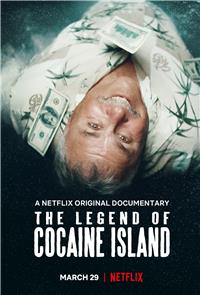 The Legend of Cocaine Island (2019) Poster