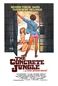 The Concrete Jungle (1982) 1080p Poster