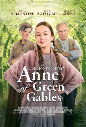 Anne of Green Gables (2016) Poster