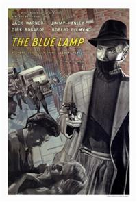 The Blue Lamp (1950) 1080p Poster
