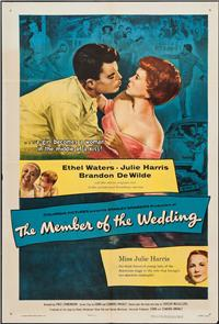 The Member of the Wedding (1952) 1080p Poster