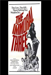 The Immoral Three (1975) Poster