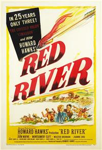 Red River (1948) 1080p Poster